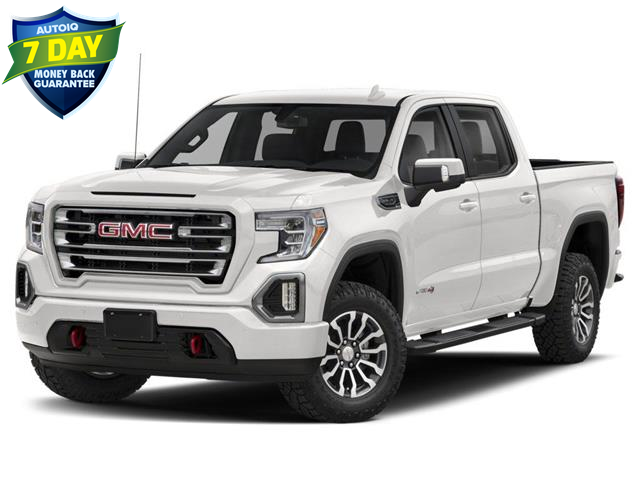 2021 GMC Sierra 1500 AT4 (Stk: 21G245) in Tillsonburg - Image 1 of 9