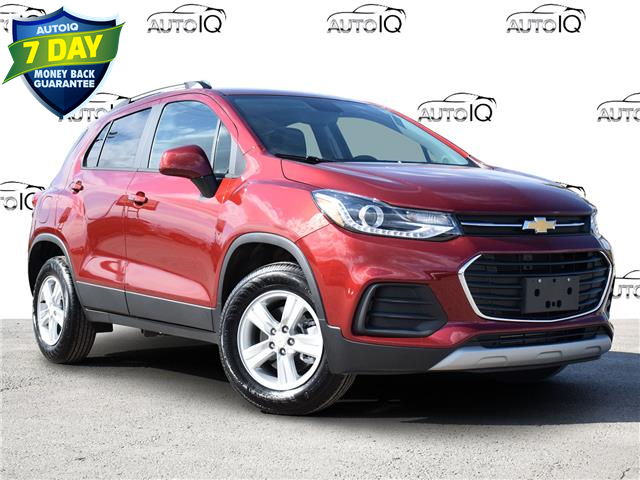 2021 Chevrolet Trax LT (Stk: 21C244) in Tillsonburg - Image 1 of 24
