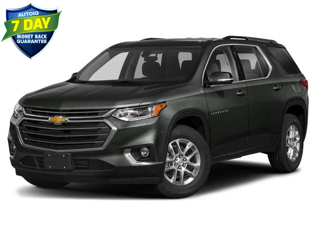 2021 Chevrolet Traverse LT Cloth (Stk: 21C258) in Tillsonburg - Image 1 of 9