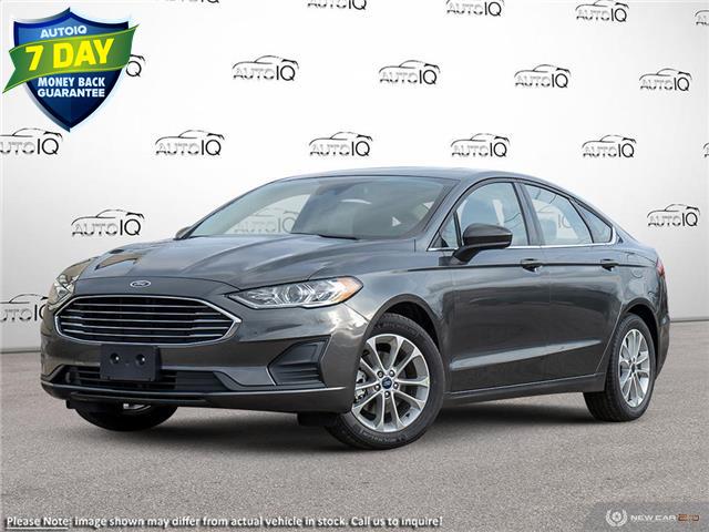 2020 Ford Fusion SE Grey