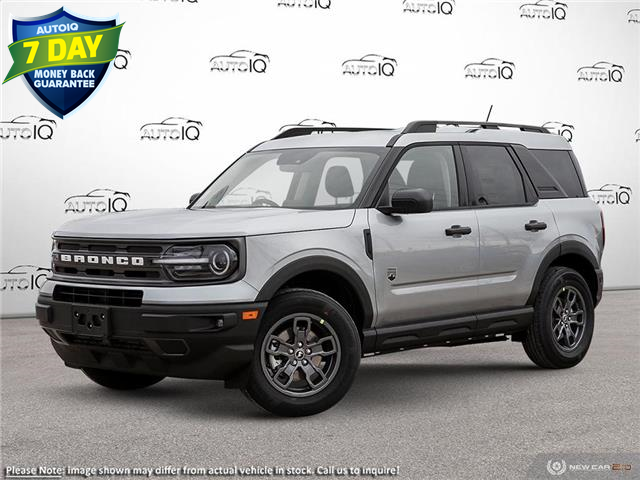 2021 Ford Bronco Sport Big Bend (Stk: 21BS4850) in Kitchener - Image 1 of 22