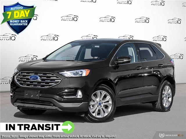 2021 Ford Edge Titanium (Stk: 21D2620) in Kitchener - Image 1 of 23