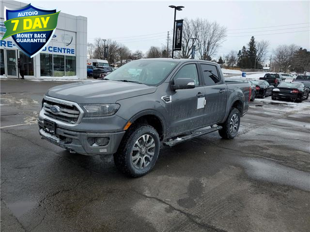 2021 Ford Ranger Lariat (Stk: 210080) in Hamilton - Image 1 of 10