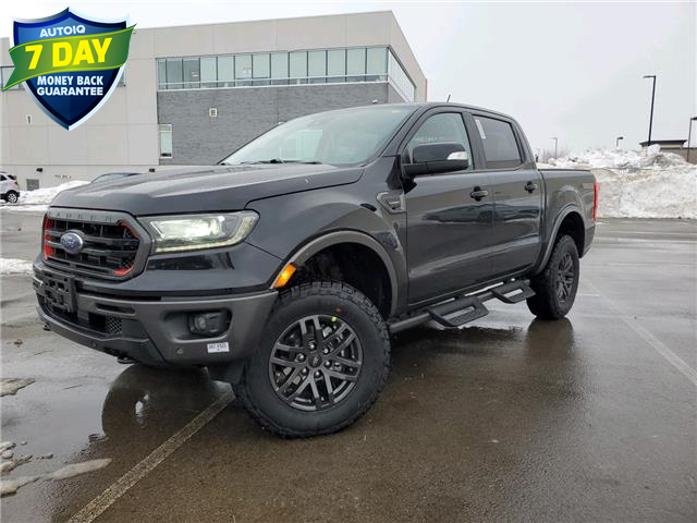 2021 Ford Ranger Lariat (Stk: 210093) in Hamilton - Image 1 of 16
