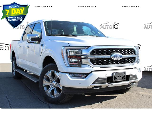 2021 Ford F-150 Platinum (Stk: 210103) in Hamilton - Image 1 of 30