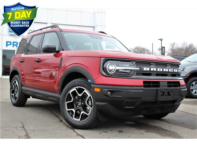 2021 Ford Bronco Sport Big Bend (Stk: 210210) in Hamilton - Image 1 of 23