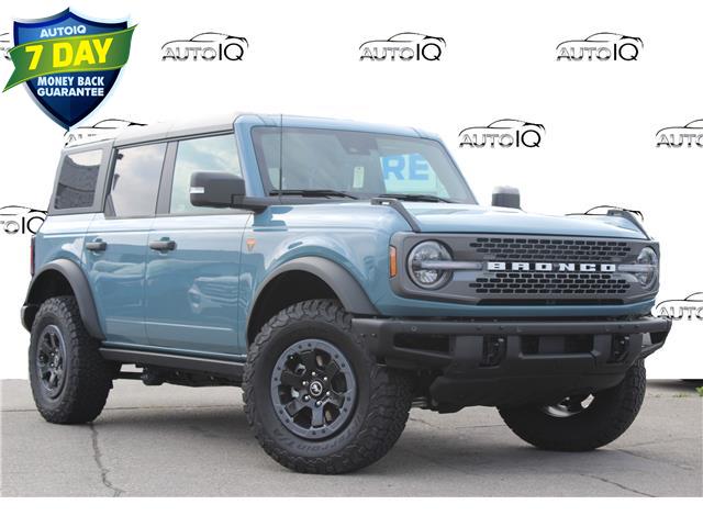 2021 Ford Bronco Badlands (Stk: 210392) in Hamilton - Image 1 of 23