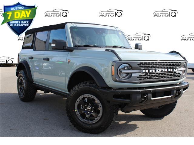2021 Ford Bronco Badlands (Stk: 210505) in Hamilton - Image 1 of 28