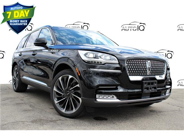 2021 Lincoln Aviator Reserve (Stk: 210259) in Hamilton - Image 1 of 30