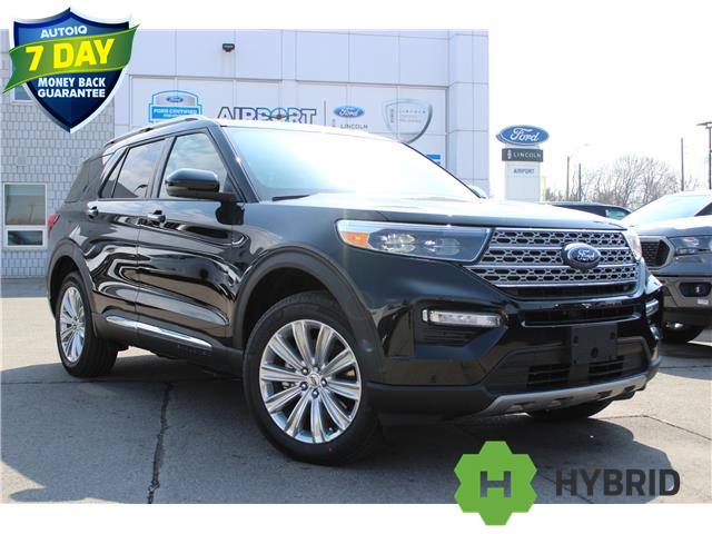 2021 Ford Explorer Limited (Stk: 210130) in Hamilton - Image 1 of 28