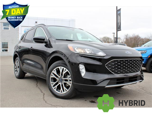 2021 Ford Escape SEL Hybrid (Stk: 210199) in Hamilton - Image 1 of 22