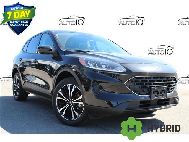2021 Ford Escape SE Hybrid (Stk: 210366) in Hamilton - Image 1 of 20
