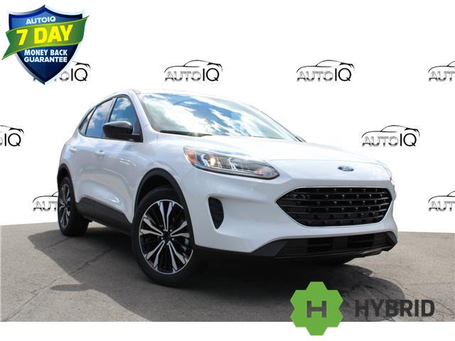 2021 Ford Escape SE Hybrid (Stk: 210347) in Hamilton - Image 1 of 20