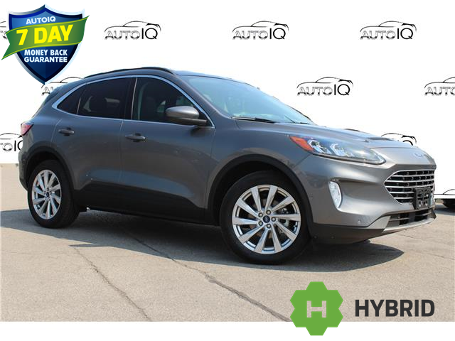 2021 Ford Escape Titanium Hybrid (Stk: 210238) in Hamilton - Image 1 of 24