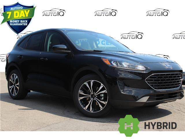 2021 Ford Escape SE Hybrid (Stk: 210485) in Hamilton - Image 1 of 29