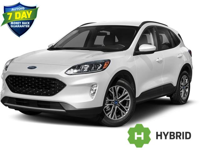 2021 Ford Escape SEL Hybrid (Stk: 210490) in Hamilton - Image 1 of 11