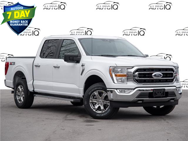 2021 Ford F-150 XLT (Stk: 21F1289) in St. Catharines - Image 1 of 24