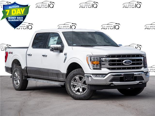 2021 Ford F-150 Lariat (Stk: 21F1337) in St. Catharines - Image 1 of 24