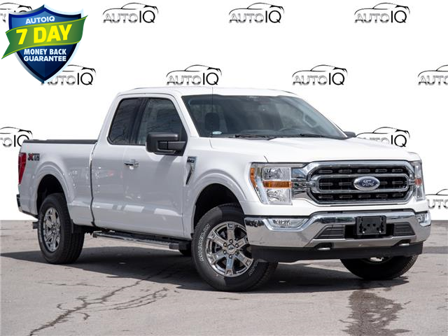 2021 Ford F-150 XLT (Stk: 21F1136) in St. Catharines - Image 1 of 24