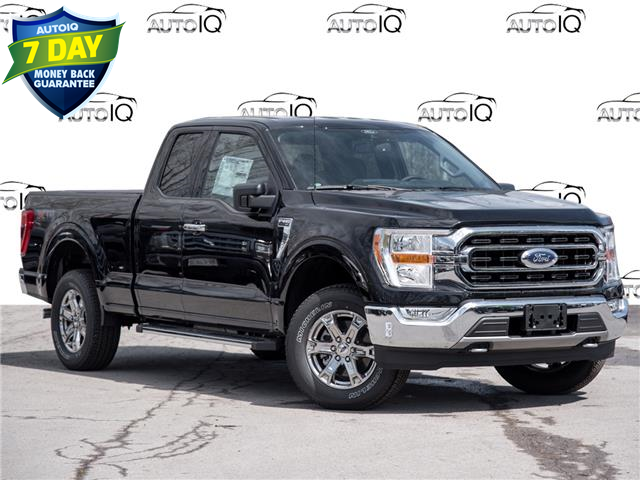 2021 Ford F-150 XLT (Stk: 21F1216) in St. Catharines - Image 1 of 24