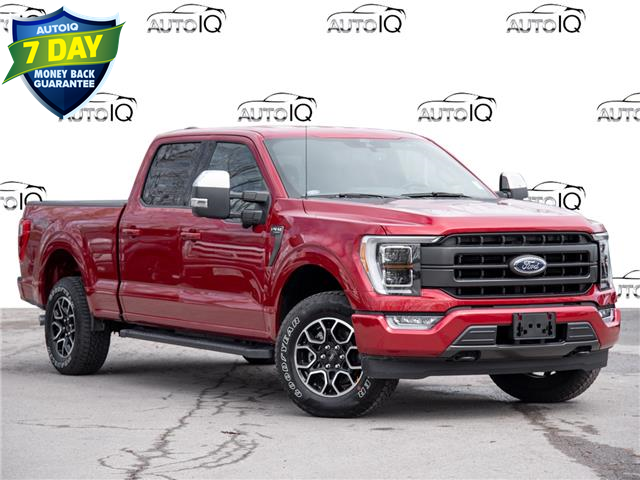 2021 Ford F-150 Lariat (Stk: 21F1432) in St. Catharines - Image 1 of 24