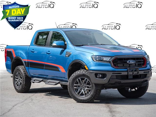 2021 Ford Ranger Lariat (Stk: 21RA473) in St. Catharines - Image 1 of 26
