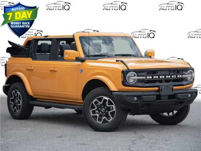 2021 Ford Bronco Outer Banks (Stk: 21BR582) in St. Catharines - Image 1 of 25