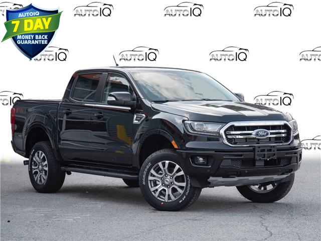 2021 Ford Ranger Lariat (Stk: 21RA621) in St. Catharines - Image 1 of 25