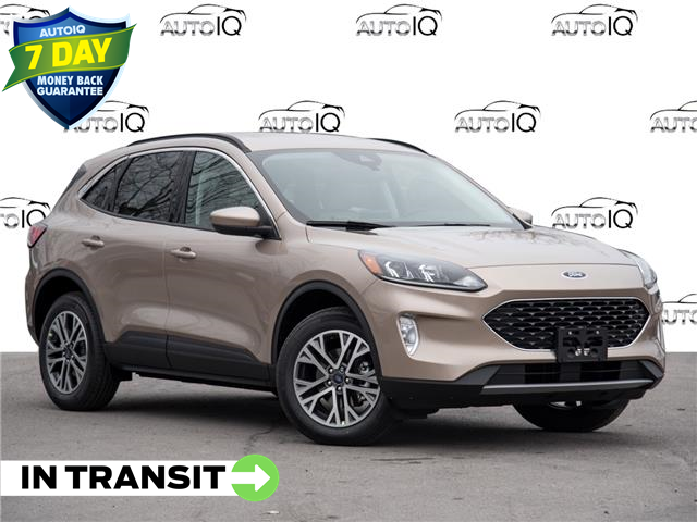 2021 Ford Escape SEL Hybrid (Stk: 21ES299) in St. Catharines - Image 1 of 24