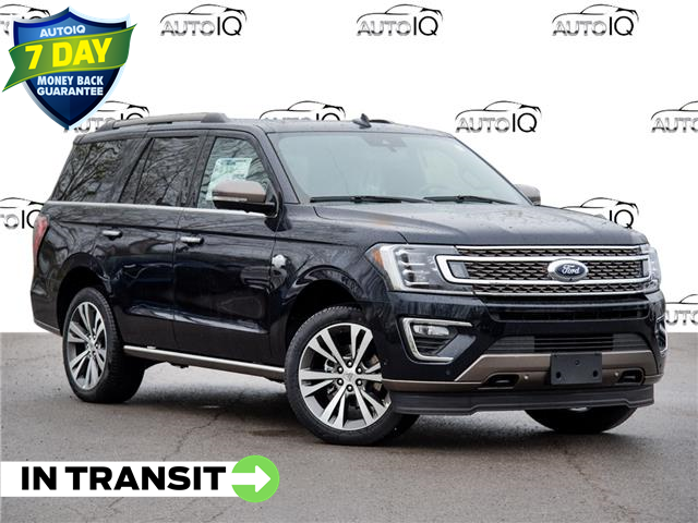2021 Ford Expedition King Ranch (Stk: 21EX328) in St. Catharines - Image 1 of 20
