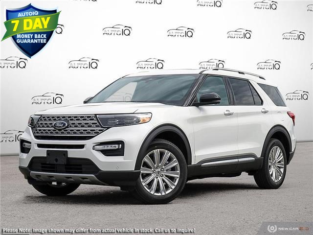 2020 Ford Explorer Limited (Stk: XC430) in Sault Ste. Marie - Image 1 of 23