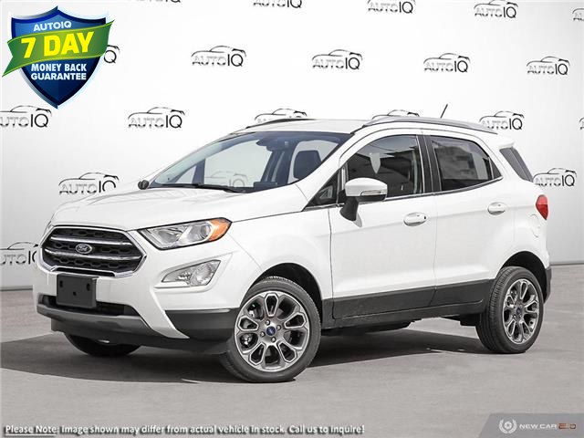 2020 Ford EcoSport Titanium (Stk: GC015) in Sault Ste. Marie - Image 1 of 23