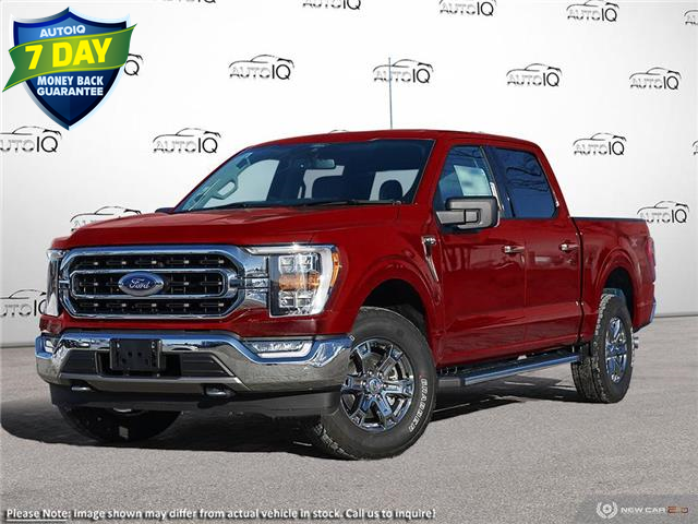 2021 Ford F-150 XLT (Stk: FD052) in Sault Ste. Marie - Image 1 of 22