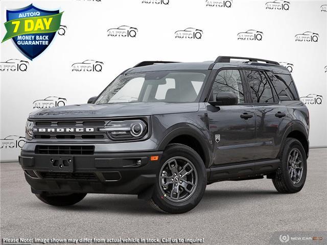 2021 Ford Bronco Sport Big Bend (Stk: BD009) in Sault Ste. Marie - Image 1 of 23