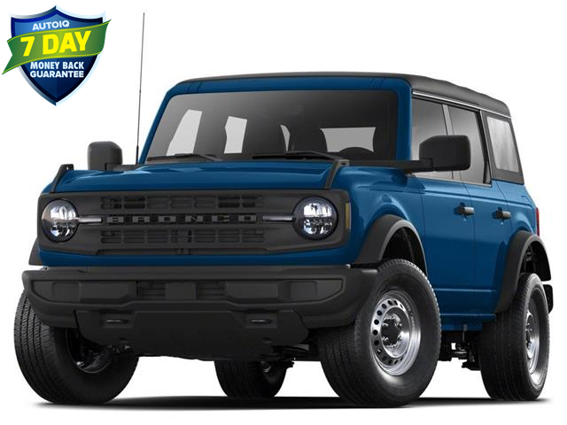 2021 Ford Bronco Outer Banks (Stk: BD016) in Sault Ste. Marie - Image 1 of 3