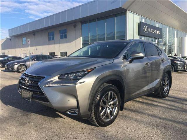 2017 Lexus NX 200t Base (Stk: 120584T) in Brampton - Image 1 of 15