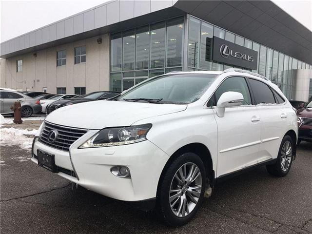 2013 Lexus RX 350 Base (Stk: 159552T) in Brampton - Image 1 of 15