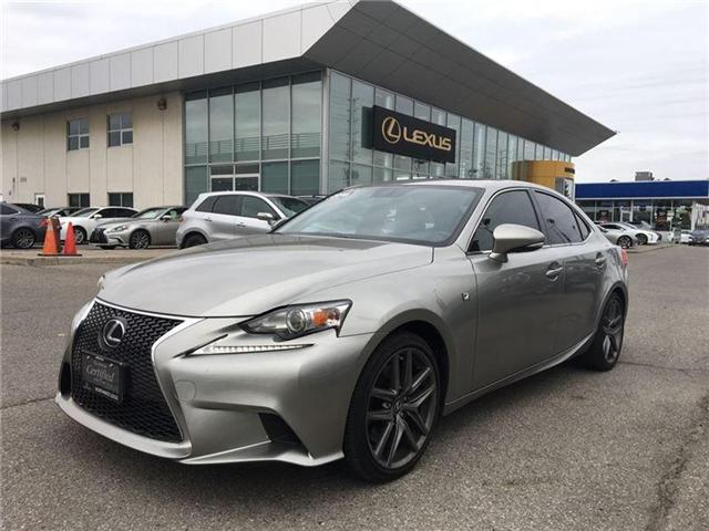 2016 Lexus IS 300 Base (Stk: 003136P) in Brampton - Image 1 of 14
