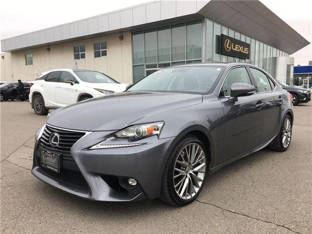 2016 Lexus IS 300 Base (Stk: 008665T) in Brampton - Image 1 of 15