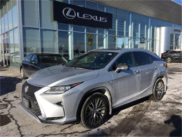 2016 Lexus RX 350 Base (Stk: 053525T) in Brampton - Image 1 of 17