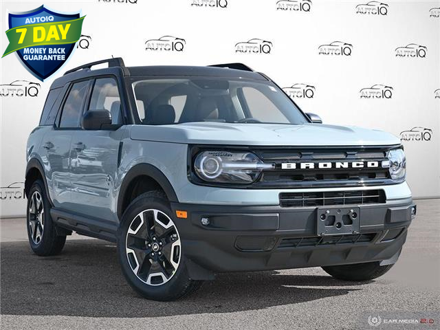 2021 Ford Bronco Sport Outer Banks (Stk: 1B005) in Oakville - Image 1 of 27