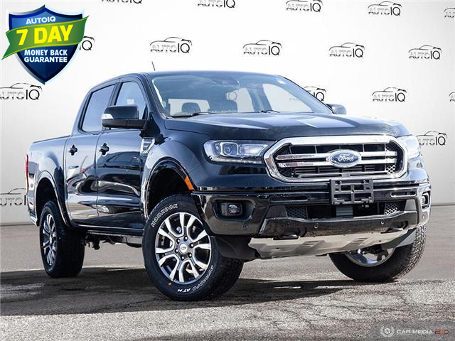 2021 Ford Ranger Lariat (Stk: 1R008) in Oakville - Image 1 of 25