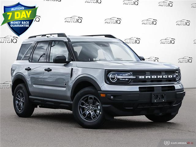 2021 Ford Bronco Sport Big Bend (Stk: 1B013) in Oakville - Image 1 of 27