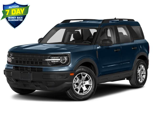 2021 Ford Bronco Sport Outer Banks (Stk: 1B018) in Oakville - Image 1 of 9