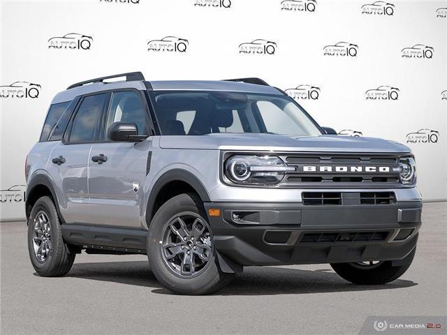 2021 Ford Bronco Sport Big Bend (Stk: D1B046) in Oakville - Image 1 of 30