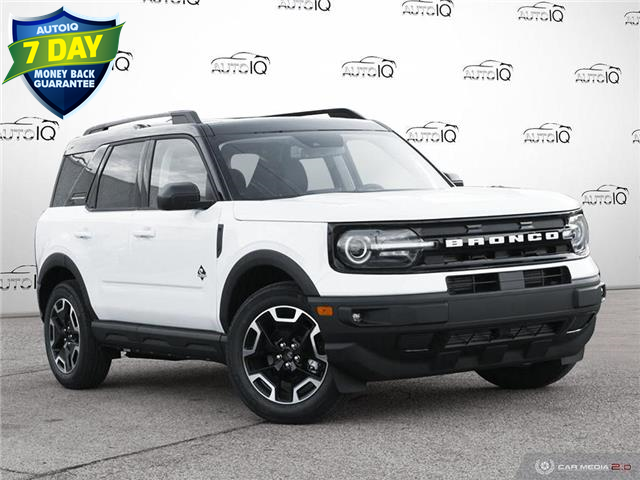 2021 Ford Bronco Sport Outer Banks (Stk: 1B066) in Oakville - Image 1 of 27