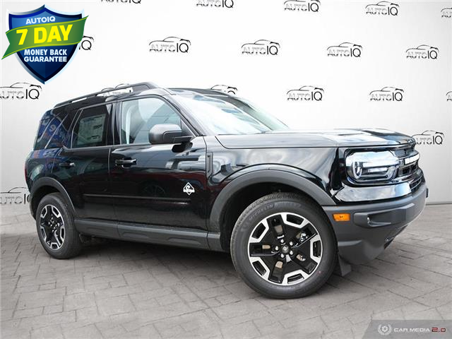 2021 Ford Bronco Sport Outer Banks (Stk: 1B047) in Oakville - Image 1 of 27