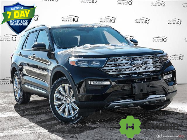 2021 Ford Explorer Limited (Stk: 1T116) in Oakville - Image 1 of 26
