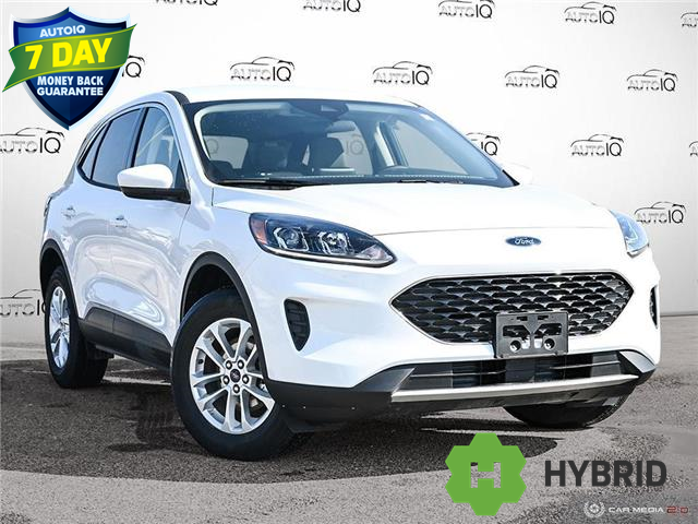 2021 Ford Escape SE Hybrid (Stk: 1T155) in Oakville - Image 1 of 26
