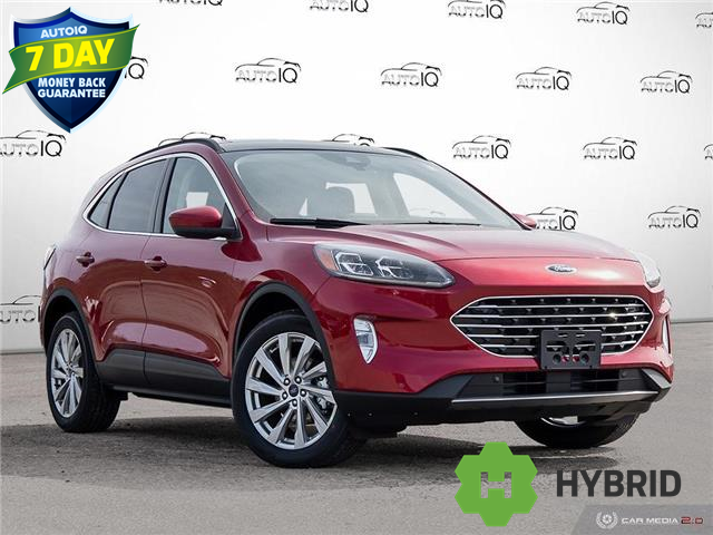 2021 Ford Escape Titanium Hybrid (Stk: 1T289) in Oakville - Image 1 of 27